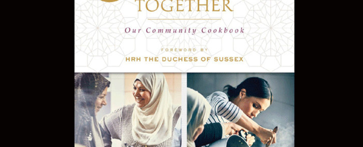 Duchess of Sussex Meghan Markle has written a foreword for 'Together: Our Community Cookbook'. Picture: @KensingtonRoyal/Twitter.