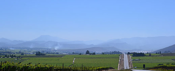 FILE: The De Doorns area in the Western Cape. Picture: EWN