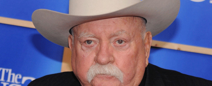 FILE: Actor Wilford Brimley best known for his role in the movie 'Cocoon' has died, he was 85. Picture: AFP