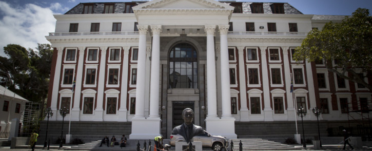 The Parliament of South Africa. Picture: Aletta Gardner/EWN.