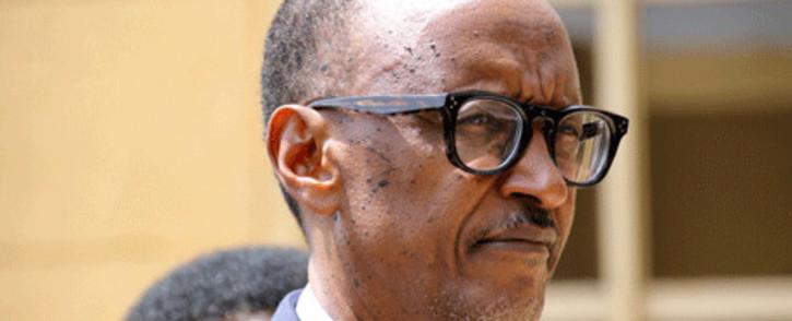 FILE: Rwandan President Paul Kagame. Picture: Leanne de Bassompierre/Eyewitness News.