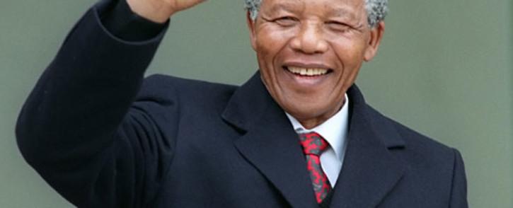 FILE: Nelson Mandela on 7 June 1990. Picture: AFP