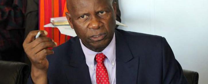 FILE: Zimbabwean Finance Minister Patrick Chinamasa. Picture: search.co.zw
