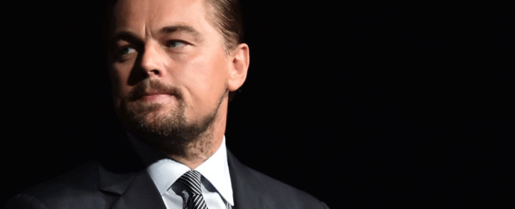FILE: US actor Leonardo DiCaprio. Picture: AFP.