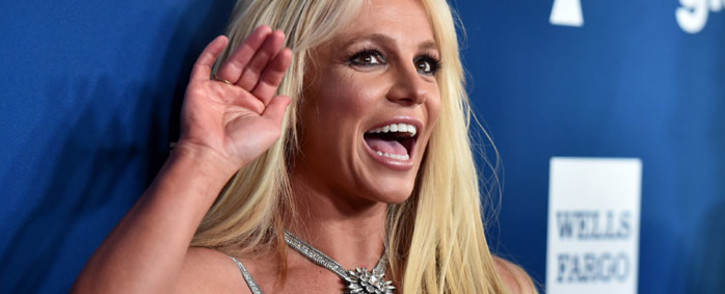 FILE: Britney Spears. Picture: AFP