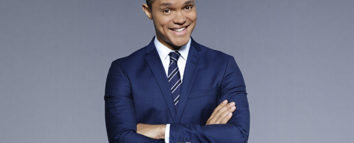 Trevor Noah. Picture: Gavin Bond/The Daily Show