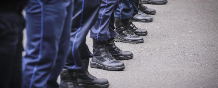 FILE: Law enforcement officials. Picture: EWN