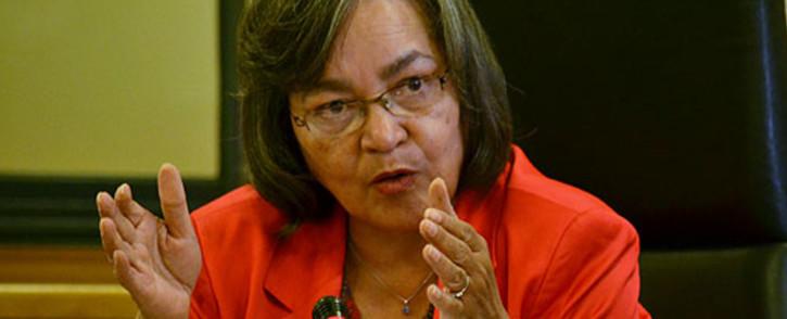 Cape Town Mayor Patricia de Lille. Picture: EWN