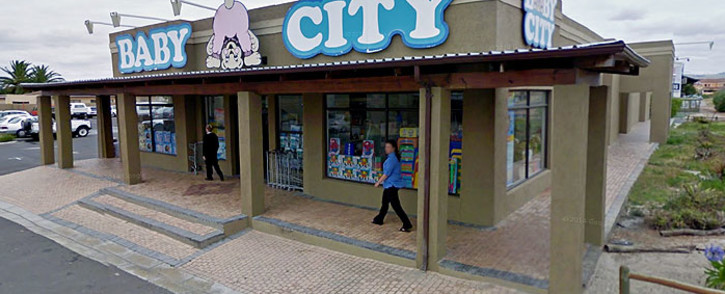 Baby City on Main Road in Parklands. Picture: Google Earth.