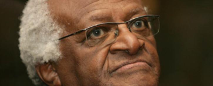 Archbishop Desmond Tutu. Picture: Eyewitness News