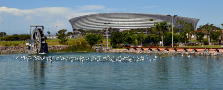 Soccer fans have been advised to use public transport when travelling to the Cape Town Stadium tonight.