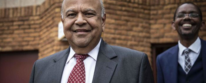 FILE: Public Enterprises Minister Pravin Gordhan. Picture: Abigail Javier/EWN.