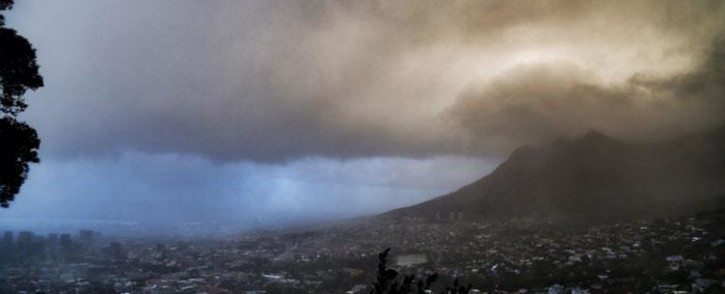 The view from Signal Hill over Cape Town on 7 June 2017. Picture: Christa Eybers/EWN
