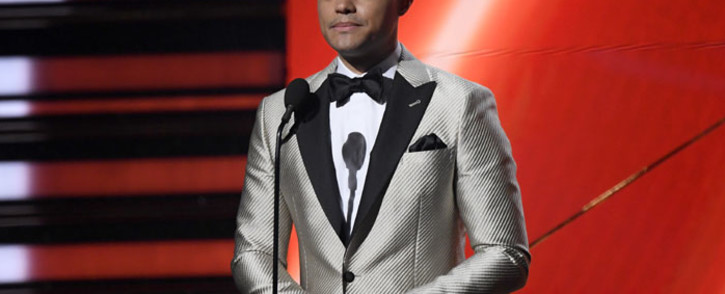 FILE: Trevor Noah speaks onstage during the 62nd Annual Grammy Awards at Staples Center on 26 January 2020 in Los Angeles, California. Picture: AFP
