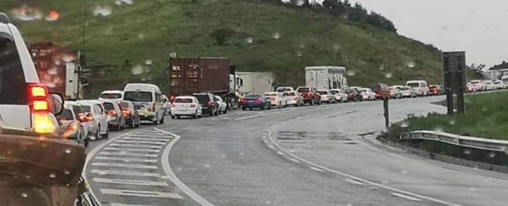 FILE: Traffic on the N3 Toll Concession in KwaZulu-Natal. Picture: @_ArriveAlive/Twitter