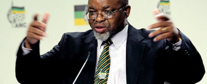 African National Congress Secretary-General Gwede Mantashe. Picture: EWN