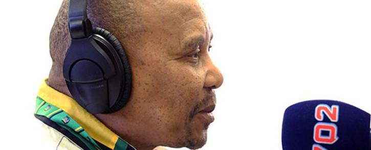 Phathekile Holomisa. Picture: Sethembiso Zulu/EWN