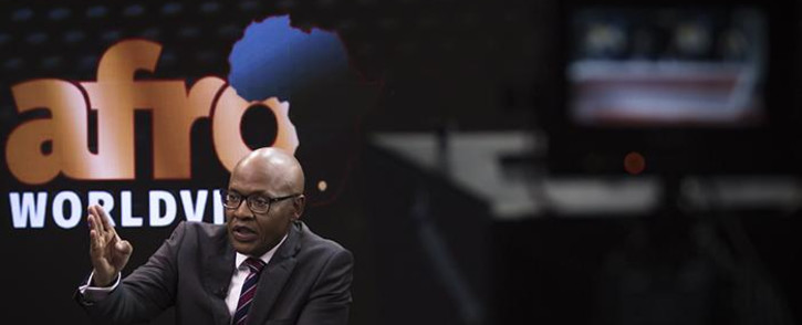 FILE: Afro Voice owner Mzwanele Manyi. Picture: Christa Eybers/EWN.