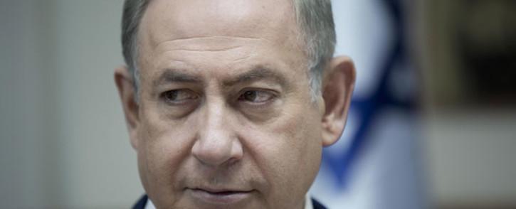 FILE: Israeli Prime Minister Benjamin Netanyahu. Picture: AFP