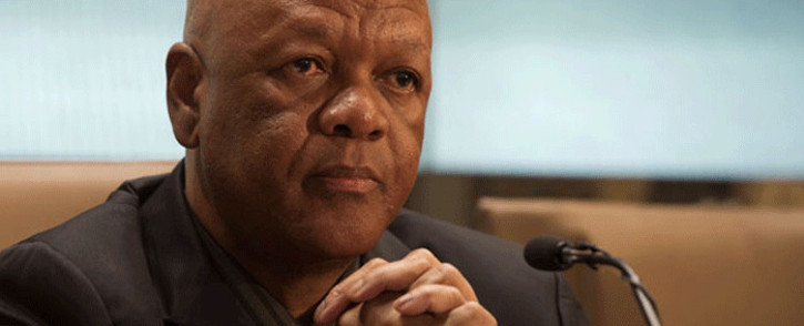 FILE: Energy Minister Jeff Radebe. Picture: GCIS