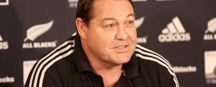 Former All Black coach Steve Hansen.  Picture: Christa Eybers/EWN