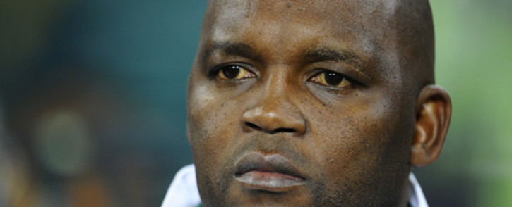 FILE: Al Ahly coach Pitso Mosimane. Picture: AFP,