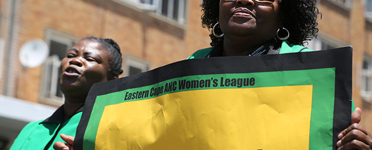 FILE: Thousands of ANC Women's League members marched to the Union Buildings in Pretoria on 30 October 2015 in defence of President Jacob Zuma. Picture: Reinart Toerien/EWN.