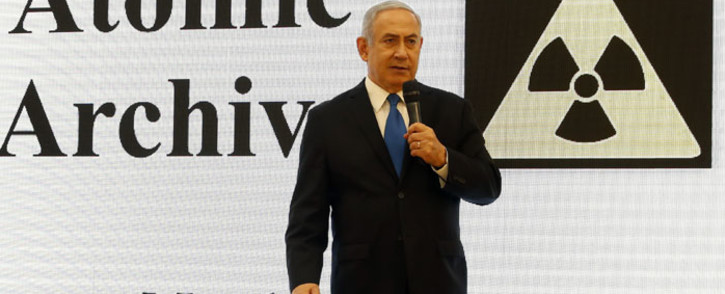 FILE: Benjamin Netanyahu has also had tense relations with Turkish President Recep Tayyip Erdogan, a vocal supporter of the Palestinian cause. Picture: AFP.