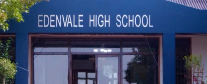 Edenvale High. Picture: Twitter/EdenvaleHigh