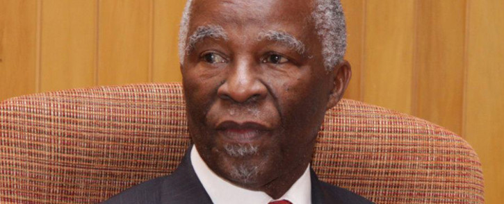 Former South African President Thabo Mbeki. Picture: Facebook.