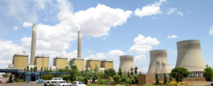 FIRE: Eskom's Kendal Power Station is coal-fired and situated in Mpumalanga. Picture: eskom.co.za