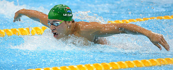 FILE: Team SA Olympic gold medalist Chad le Clos during the 200m Butterfly final. Picture: Wessel Oosthuizen/SA Sports Picture Agency