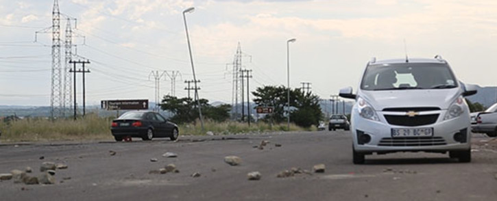 Police are investigating the death of two Mothotlung residents after a clash with police during a service delivery protest on Monday.