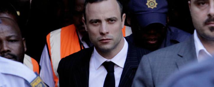 FILE: Oscar Pistorius. Picture: EWN.