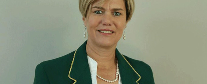Dorette Badenhorst (pictured) took over from Norma Plummer who left at the end of the 2019 World Cup.