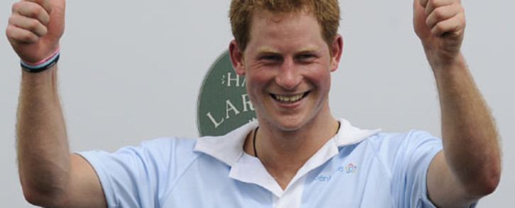 Prince Harry. Picture: AFP.
