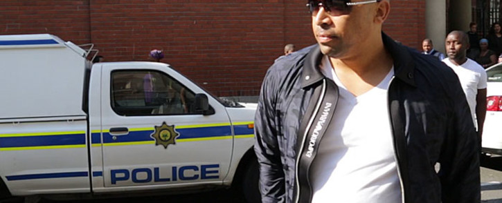 FILE: Ralph Stanfield appeared in the Cape Town Magistrates Court with five other co-accused on 4 September, 2014. Picture: Thomas Holder/EWN