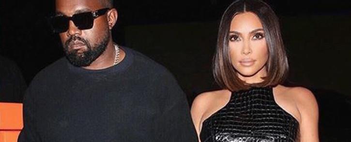 Kim Kardashian West surprised her husband Kanye West. Picture: @kimkardashian/Instagram.