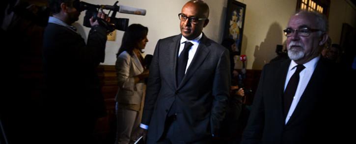 FILE: IMF's African Department director Abebe Aemro Selassie. Picture: AFP