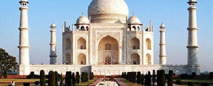 The Taj Mahal. Picture: Twitter/@TajMahal
