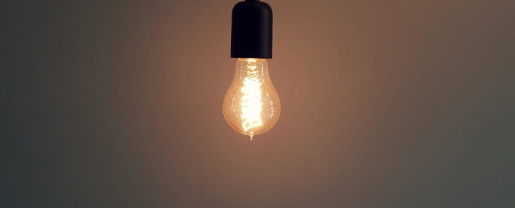Eskom's planned power cuts were expected to end at 11 pm on Sunday night.Picture: Pexels.