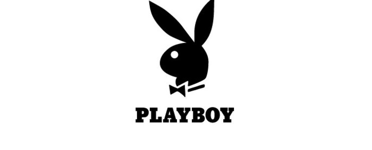 Playboy Logo. Picture: @Playboy via Twitter.