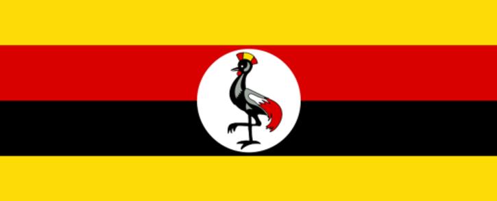 Ugandan flag. Picture: Wikimedia Commons.