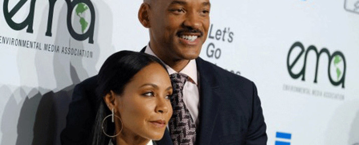 FILE: Jada Pinkett Smith and Will Smith. Picture: AFP