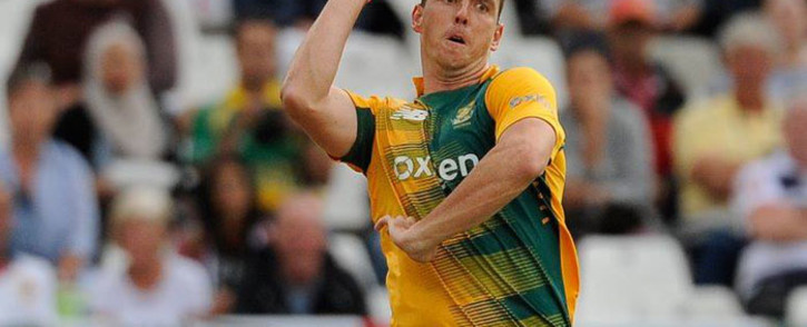 Kyle Abbott. Picture: CricketSA Facebook.