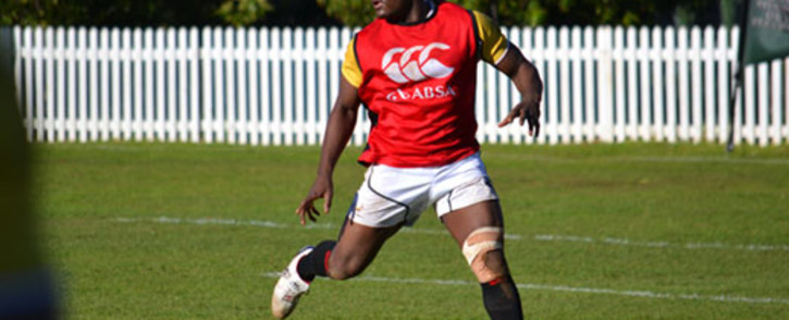 FILE: Forward Chiliboy Ralepelle during a Springbok training session in Cape Town on 13 August 2012. Picture: EWN