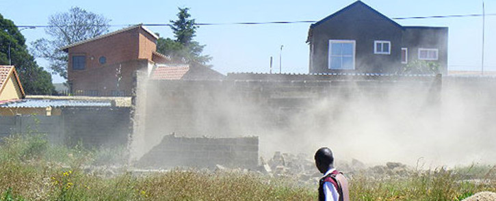 A pastor found guilty of illegally selling state land in Lenasia yesterday begged a court for mercy. Picture: iWitness