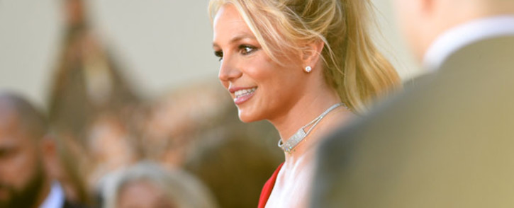 FILE: US singer Britney Spears arrives for the premiere of Sony Pictures' 'Once Upon a Time... in Hollywood' at the TCL Chinese Theatre in Hollywood, California on 22 July 2019. Picture: VALERIE MACON/AFP