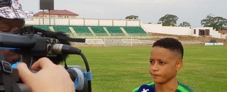 Banyana Banyana Vice-Captain Refiloe Jane will miss the Women's Afcon final against Nigeria. Picture: Twitter/@Banyana_Banyana