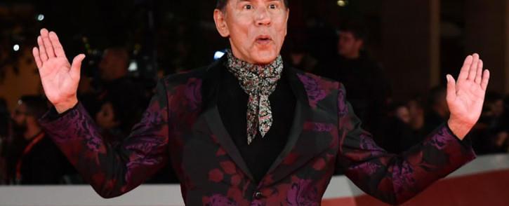 "FILE: In this file photo taken on 26 October 2017, US actor Wesley ""Wes"" Studi arrives for the premiere of the film ""Hostiles"" at the 12th Rome Film Festival in Rome. A Native American actor will receive an Oscar for the first time, organizers said on 3 June 2019,. Picture: AFP"